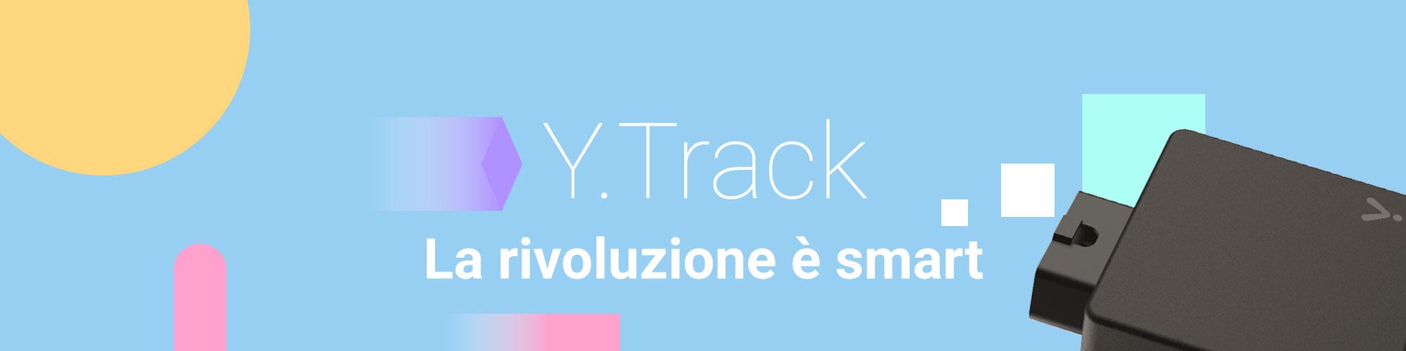 Y.track la rivoluzione è smart