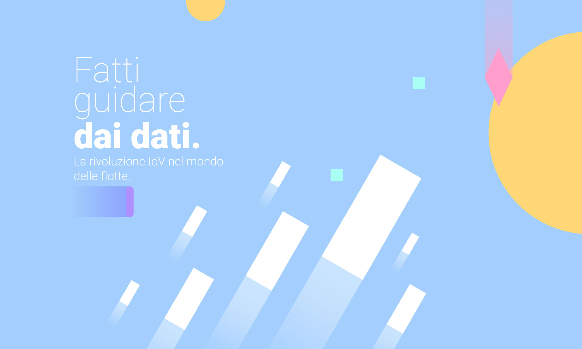 Fatti guidare dai dati